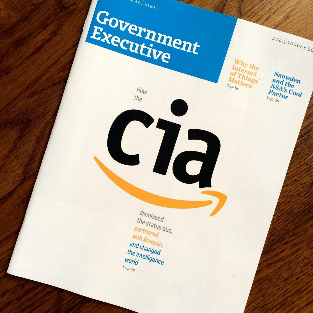 Government Executive July August 2014