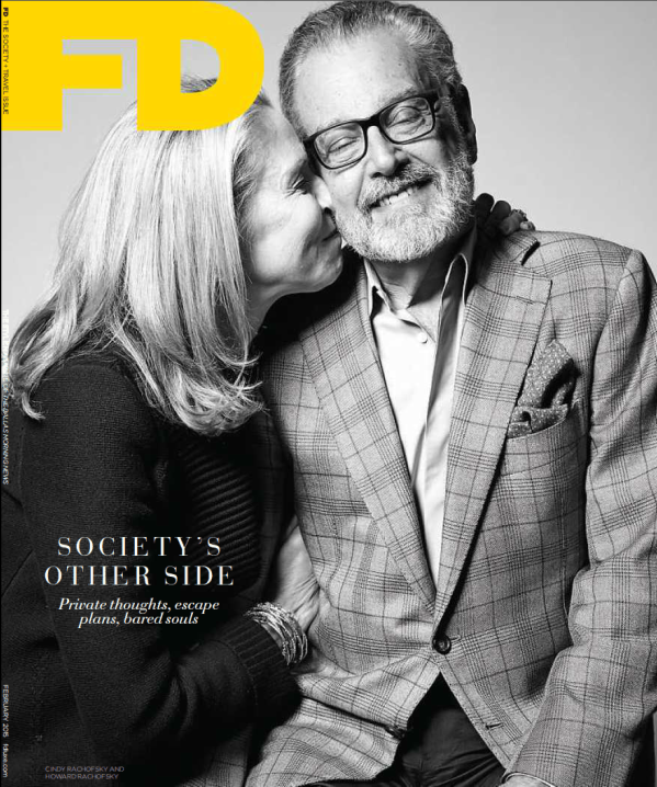 FD Power Couples cover story