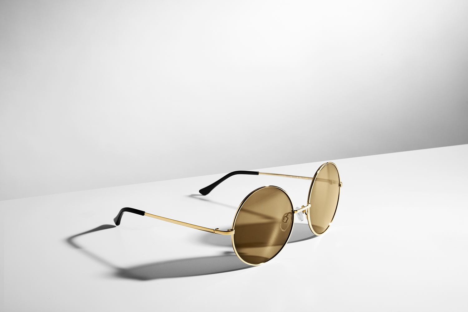 Round Fashion Sunglasses photo by Molly Dickson
