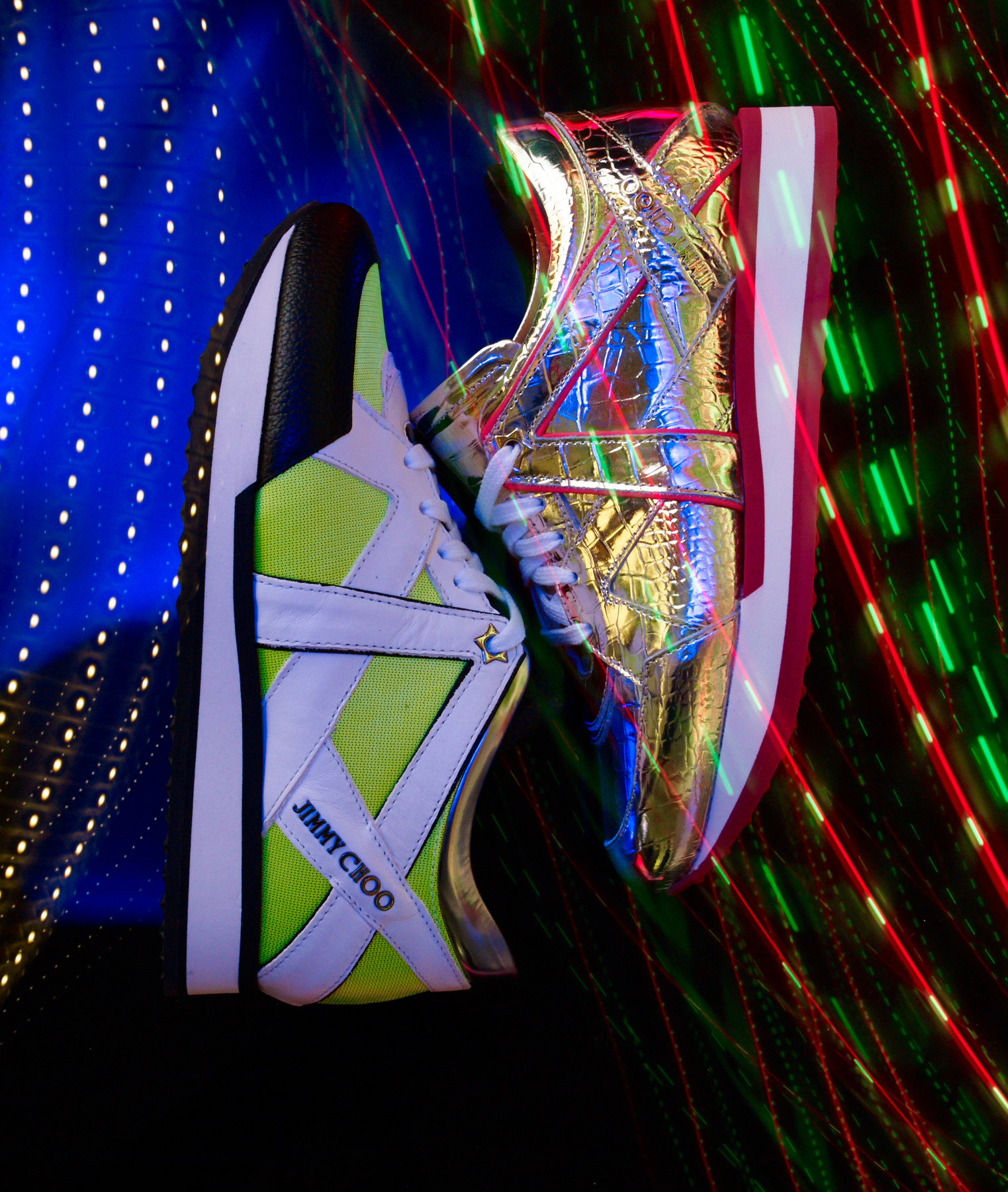 Cool Kicks styled by Brittany Winter