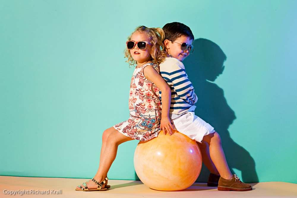 Kids Fashion Photography