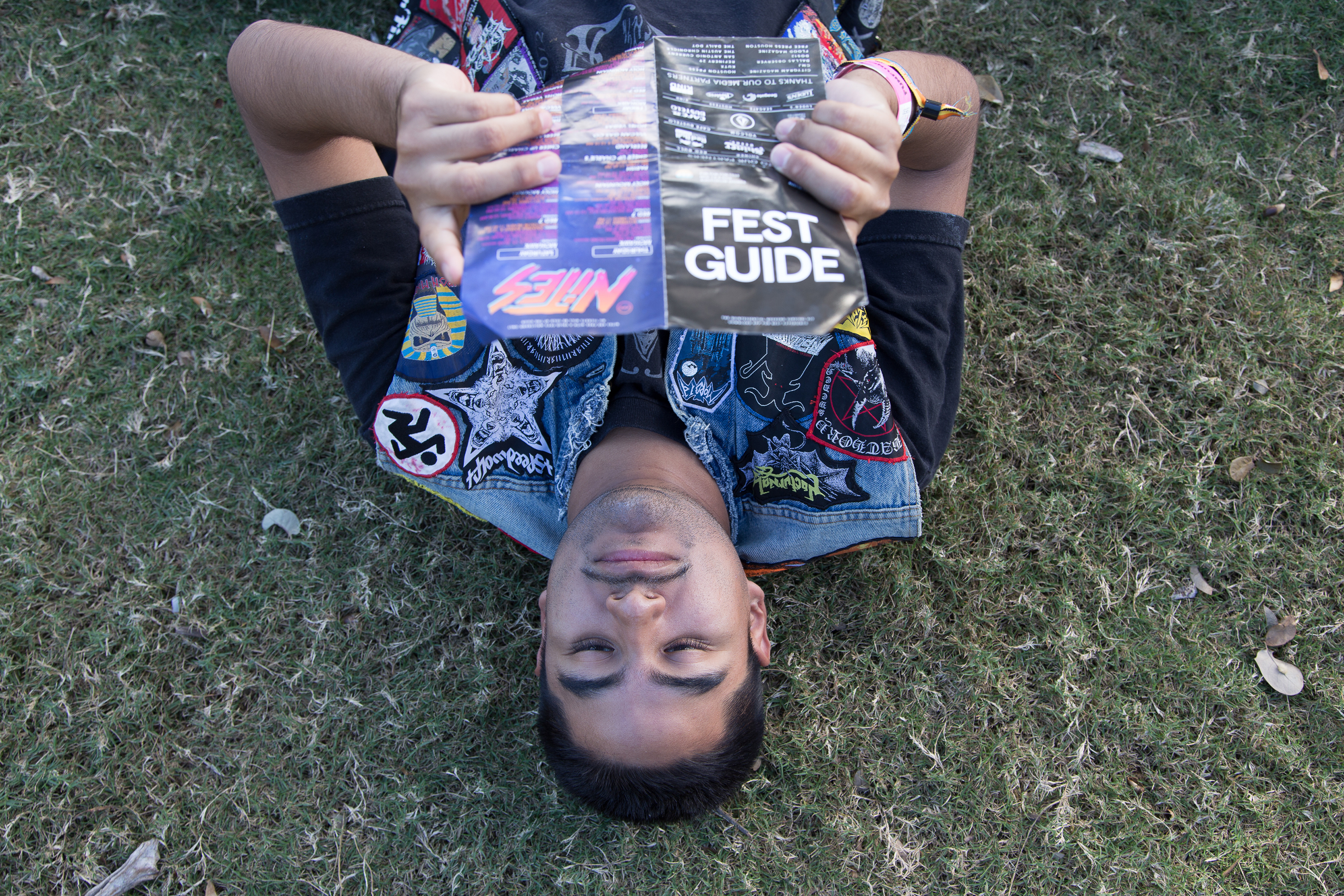 Reading the Fun Fun Fun Fest Guide