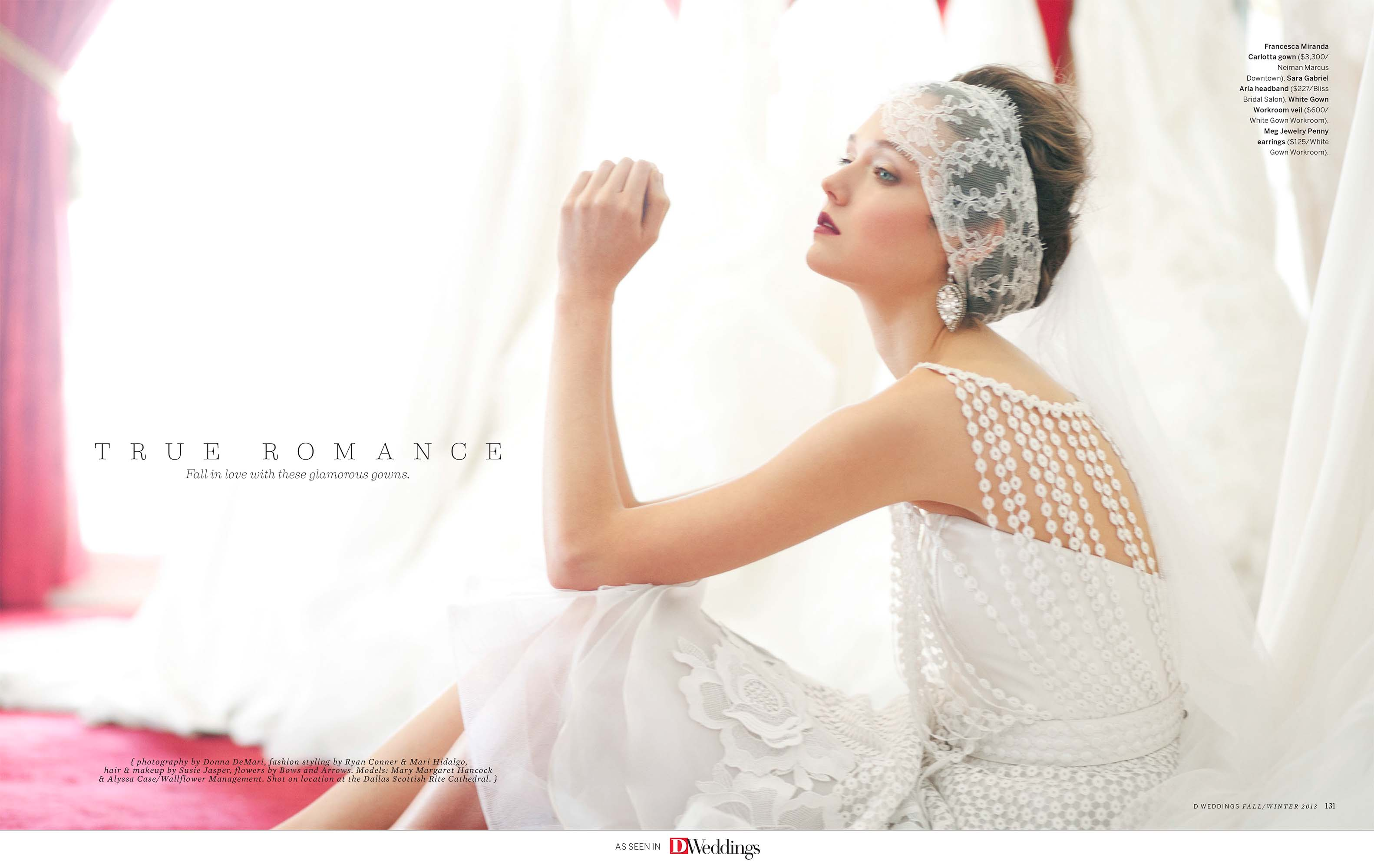 Dorable White Gown Workroom Pictures - Wedding and flowers ...