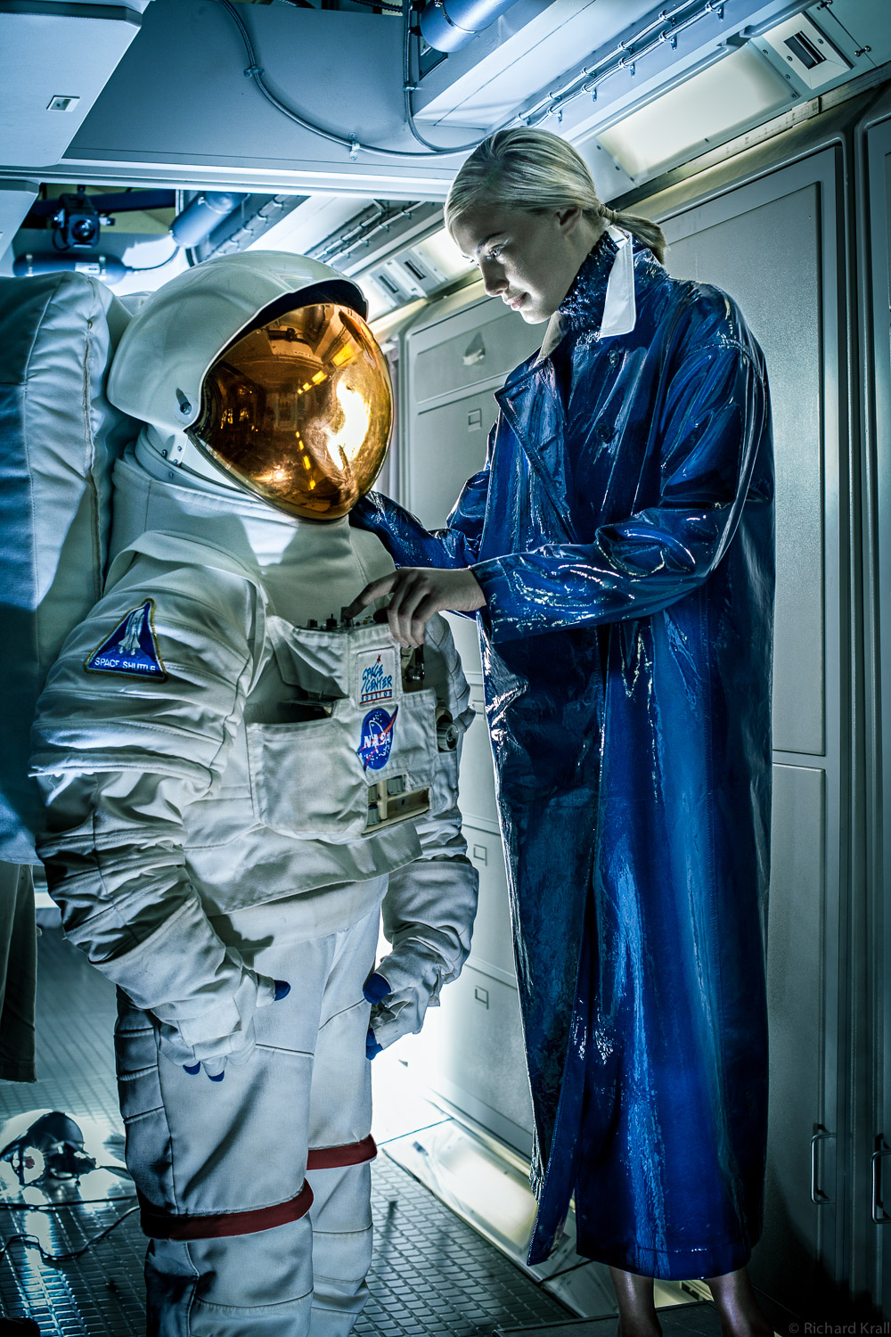 NASA fashion editorial